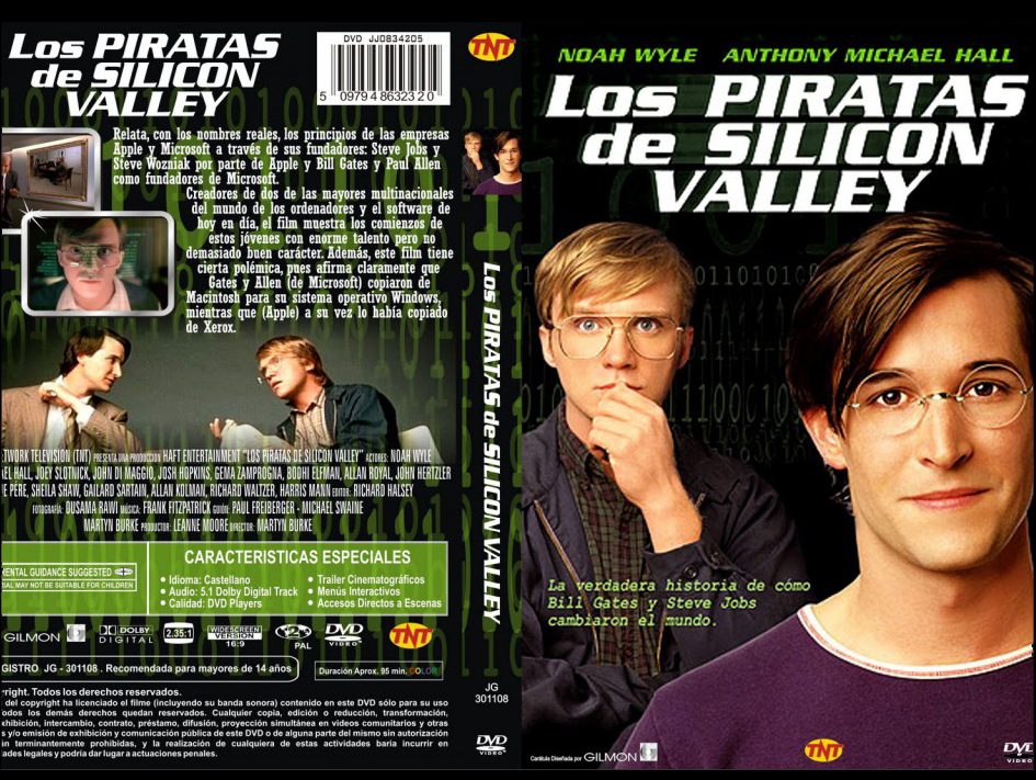 Cine Forum: Los Piratas de Silicon Valley